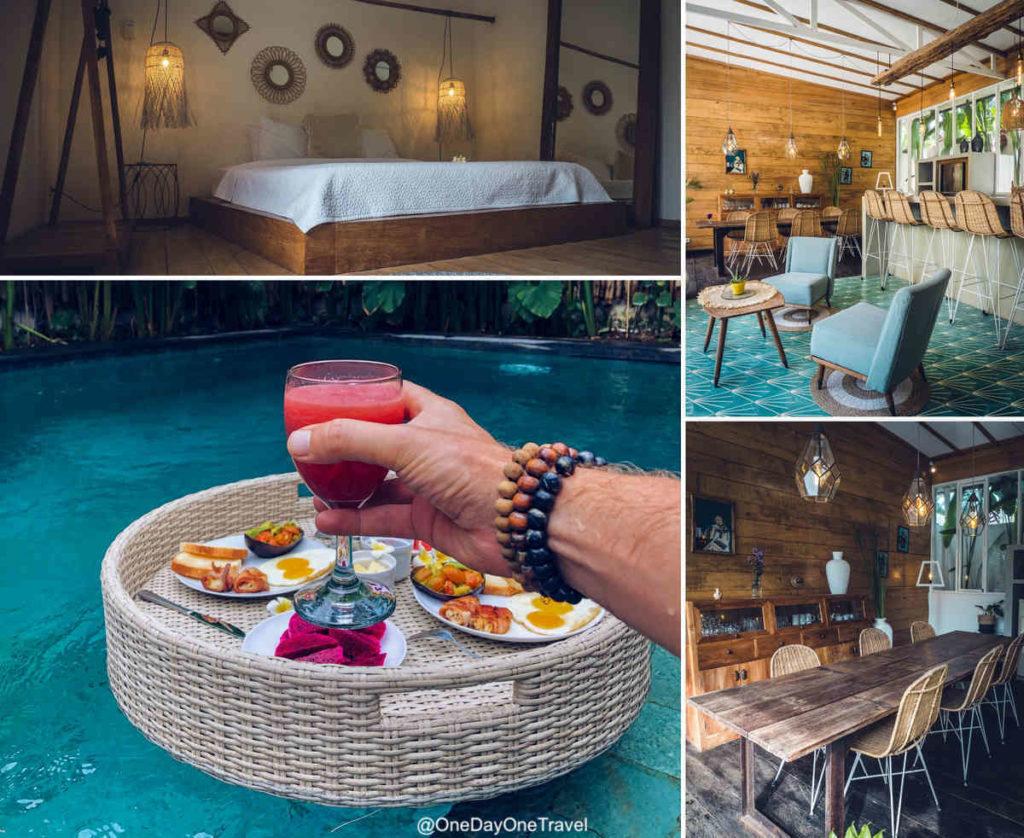 Villa à Canggu Bali : La villa Shakti