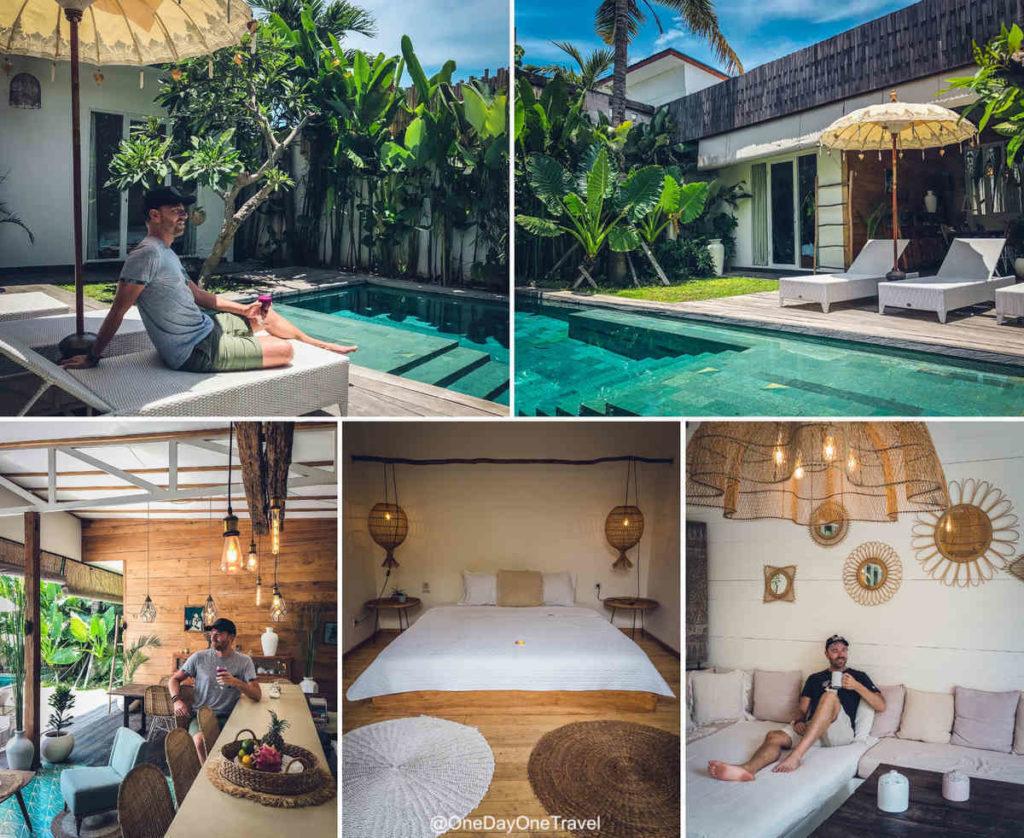 Villa Shakti Canggu - Où dormir à Bali ?