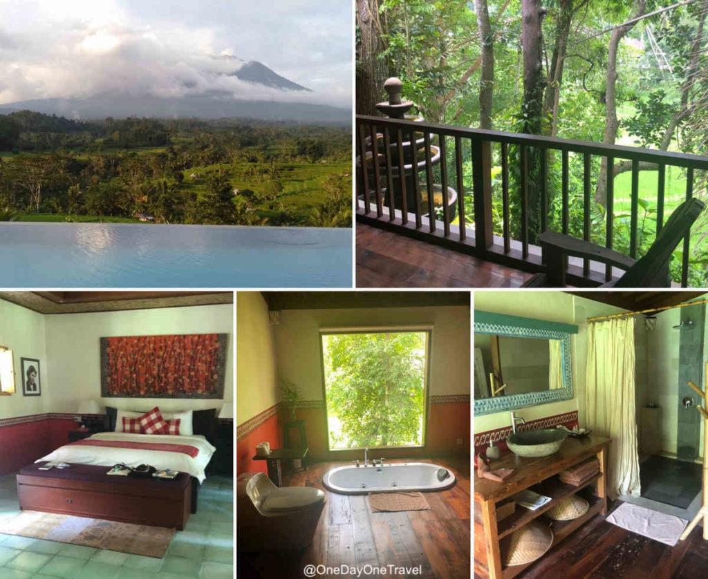 Villa Iseh - Où dormir à Bali Sidemen
