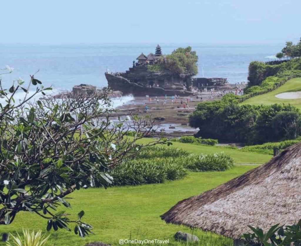 Temple de Tanah Lot - Sud de Bali