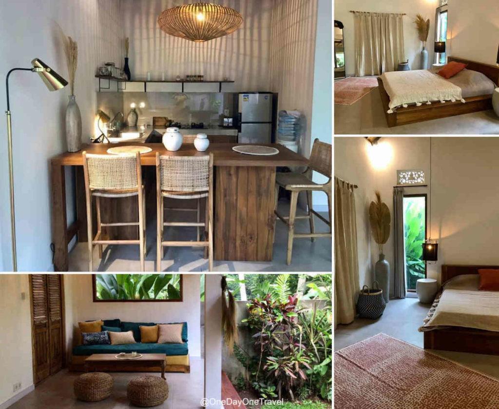 Villa Kicau - Nouveauté 2020 où dormir à Ubud