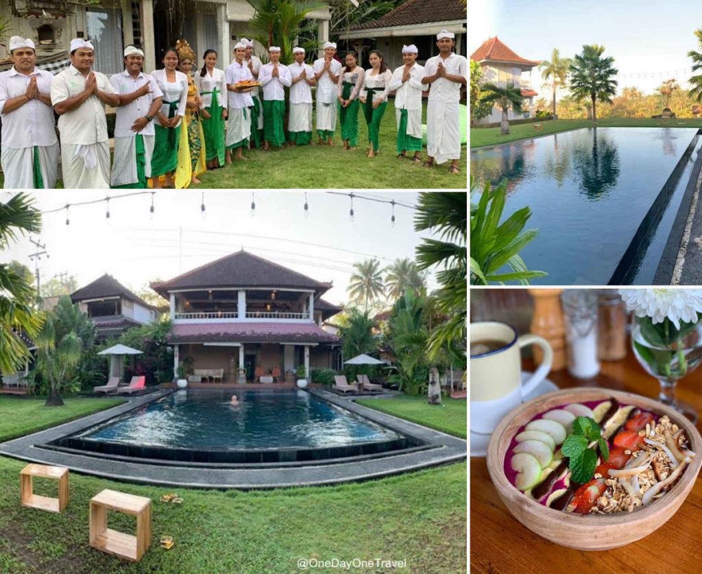 B Saya Villas à Ubud - Conseils pour séjourner à Bali