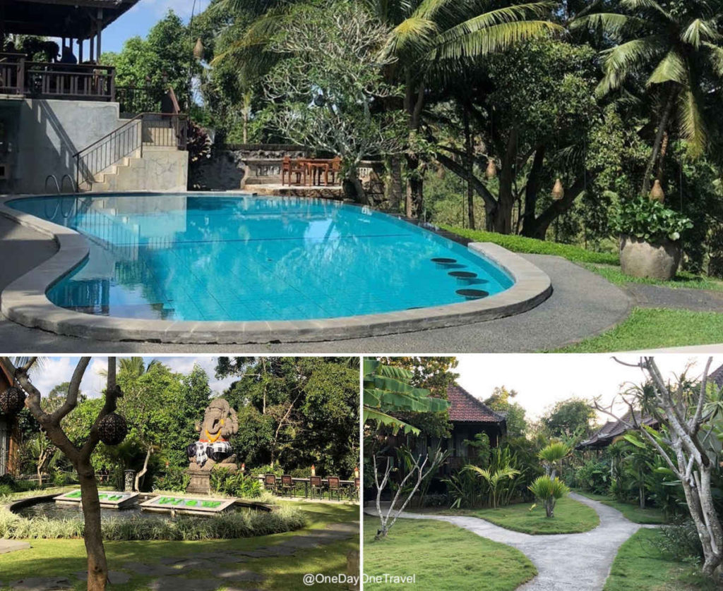 Bucu View resort à Ubud - Conseils où dormir à Bali ?