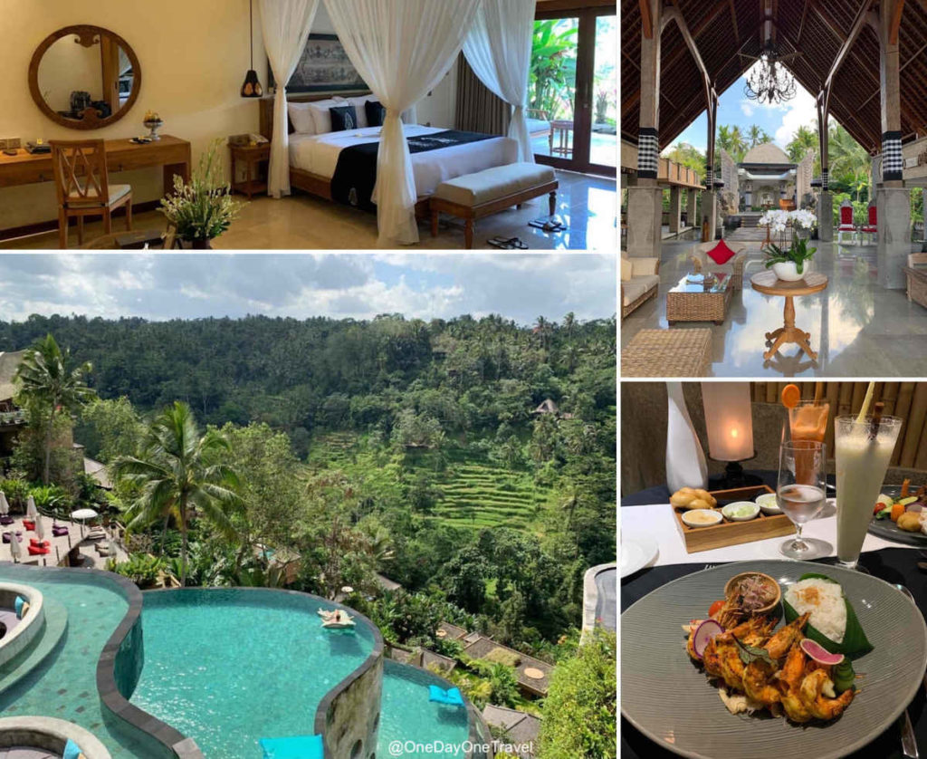 The Kayon Jungle Resort by Pramana - Nord Ubud proche des rizières de Tegallaland