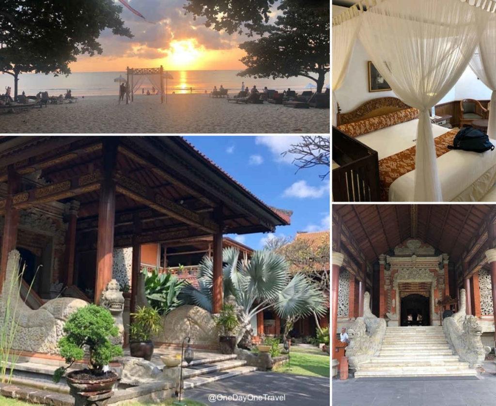 Keraton Jimbaran Resort - Conseils où dormir à Bali en Indonésie