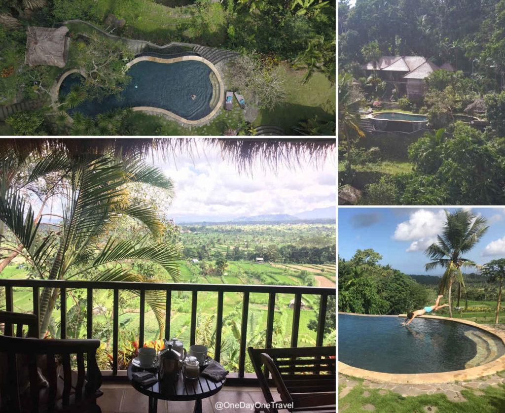 Kubu Carik à Abang - Où dormir à Bali ?