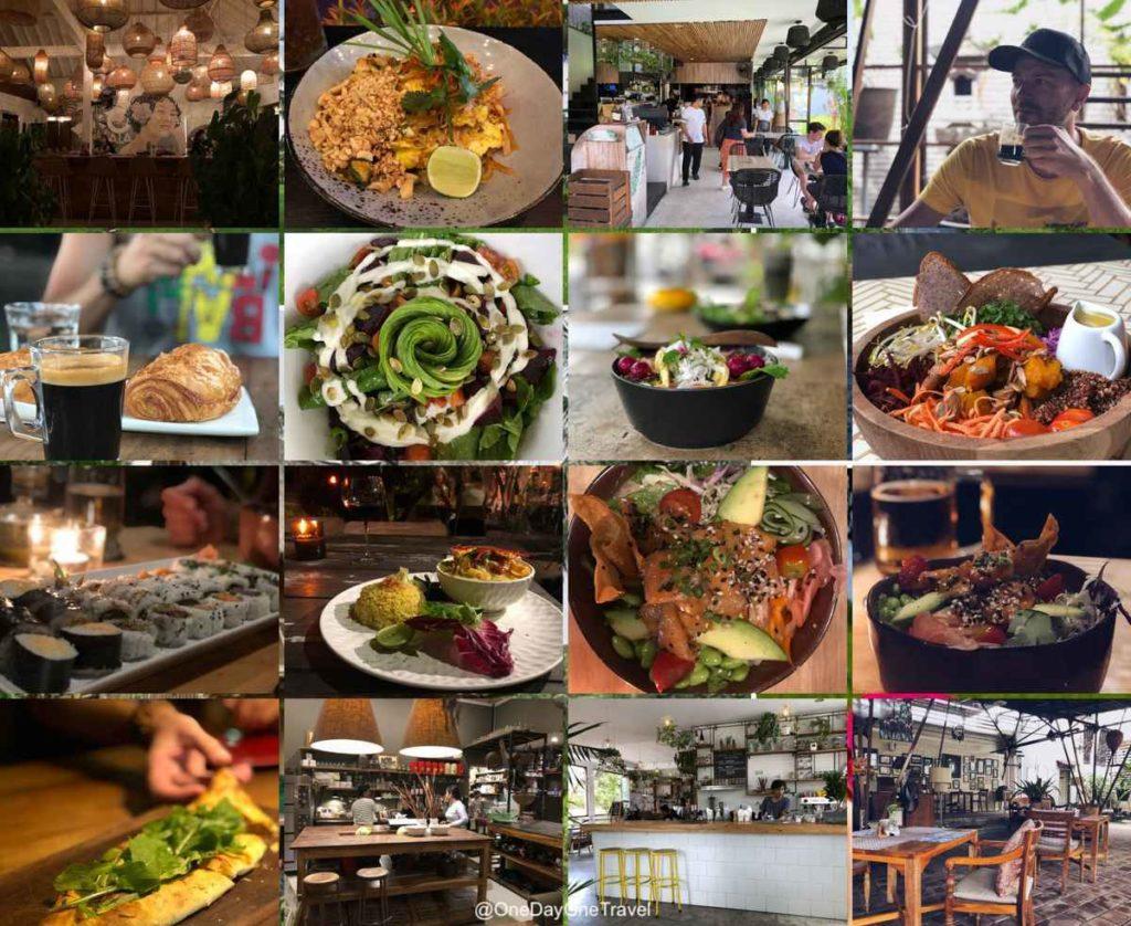 Bons endroits pour manger et prendre un verre à Umalas - Kerobokan?