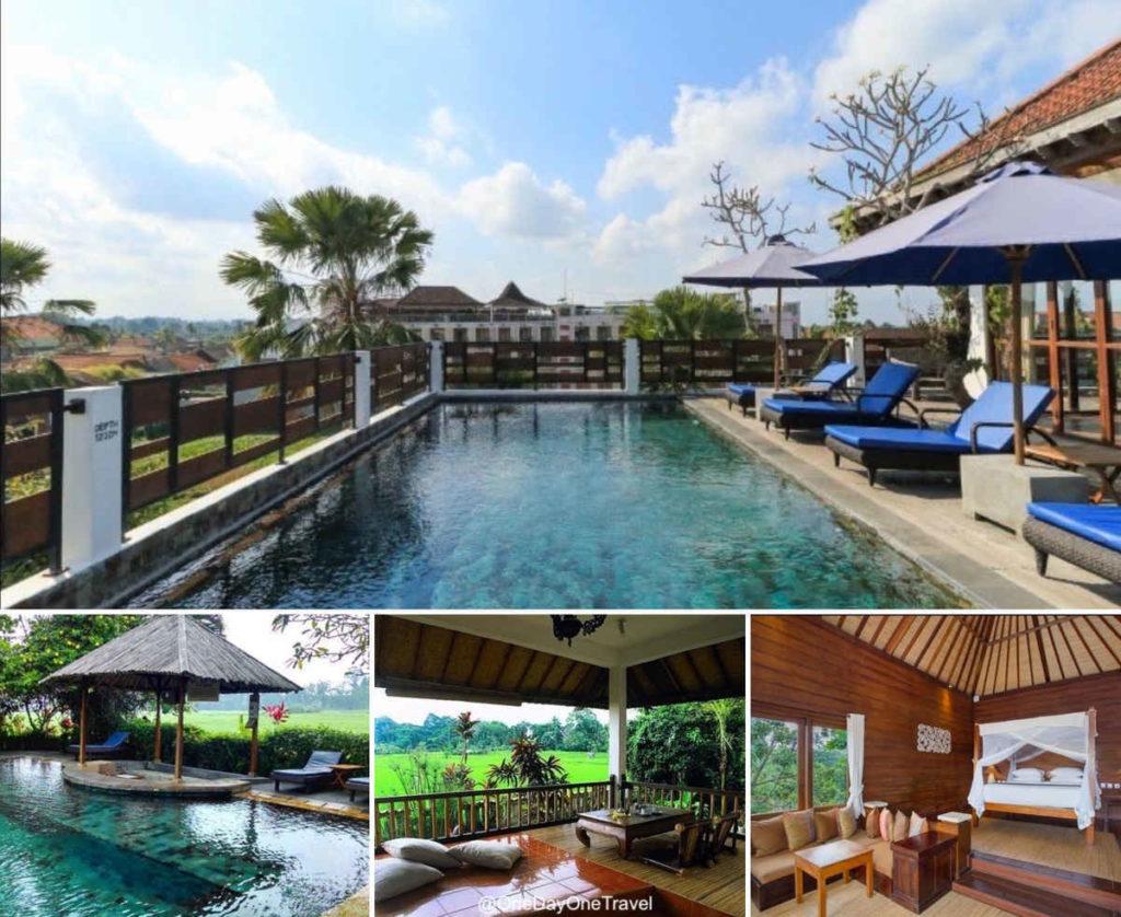 Tegal Sari Accomodation - Où dormir en auberge à Ubud Bali