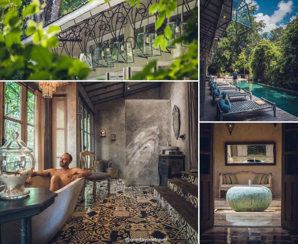 Balquisse Heritage Hôtel Jimbaran où dormir à Bali blog voyage