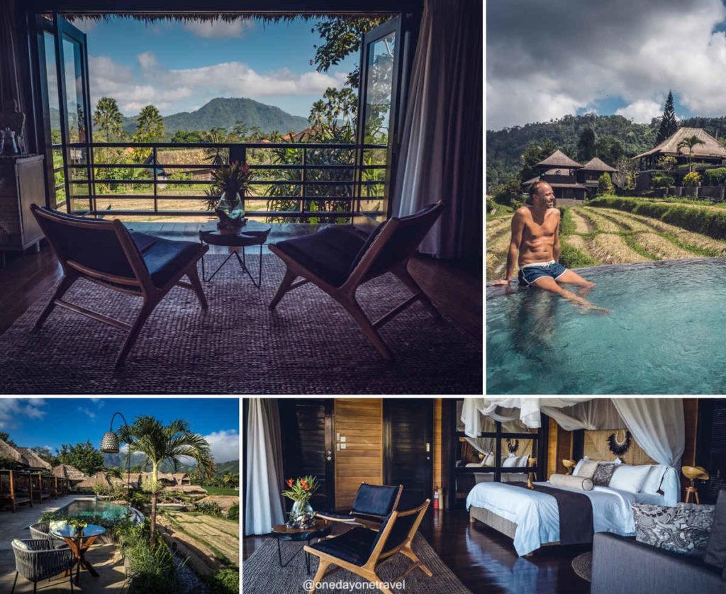 Samanvaya resort Sidemen Bali où dormir à Bali blog voyage