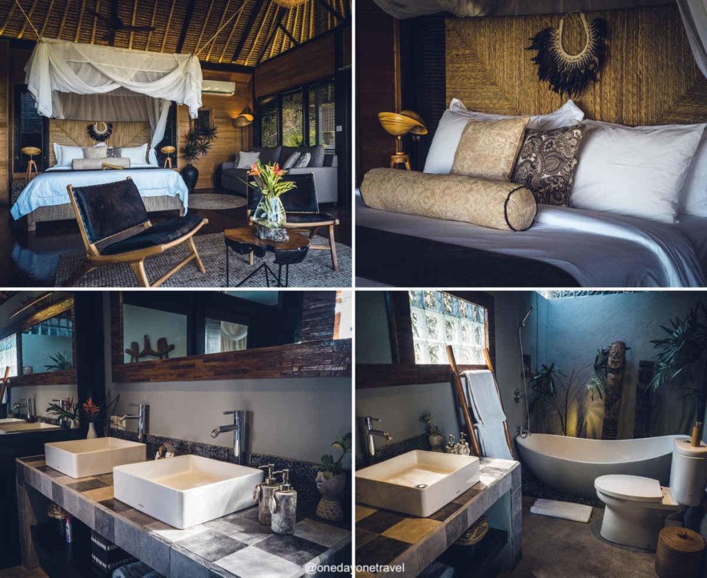 Samanvaya Sidemen où dormir à Bali blog voyage
