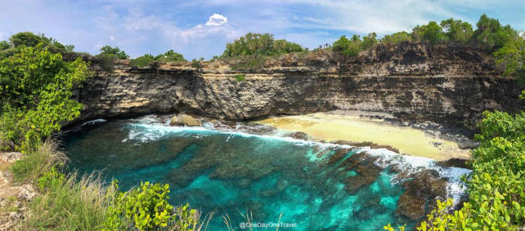 Broken beach - Visiter Nusa Penida en Indonésie près de Bali
