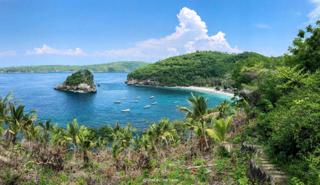 Crystal Bay - Visiter Nusa Penida pour la première fois