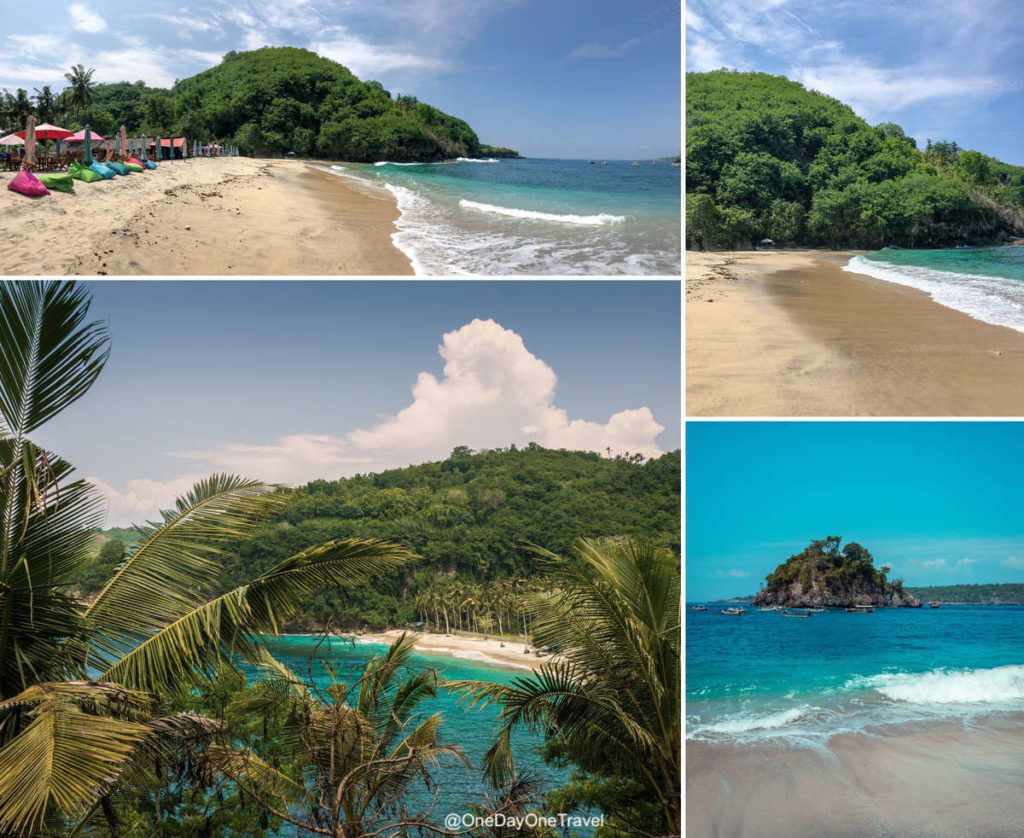 Crystal Bay - Voyage Nusa Penida plage en Indonésie