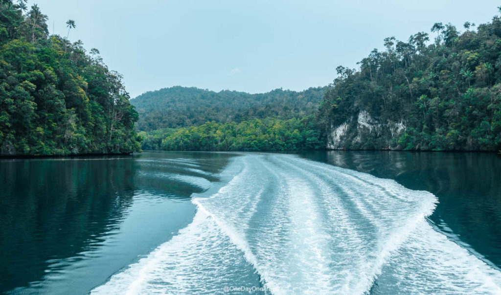 Baie de Mayalibit - Visiter Raja Ampat hors des sentiers battus