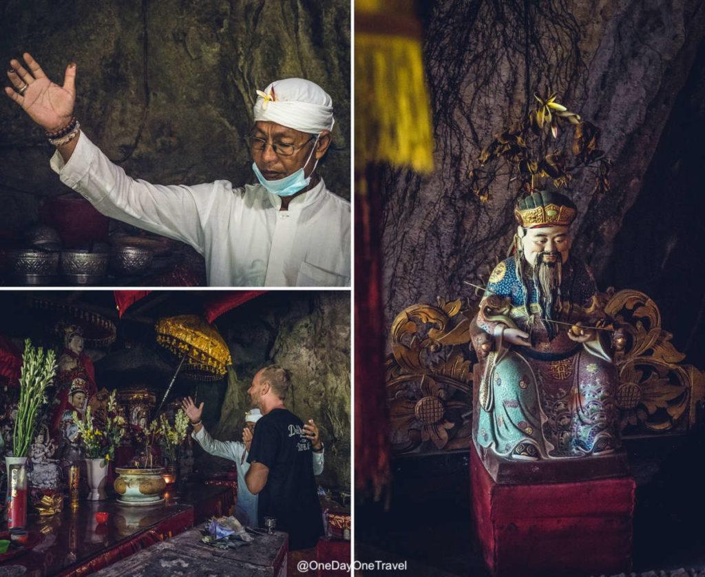Temple de Goa Giri Putri - Guide de voyage Nusa Penida