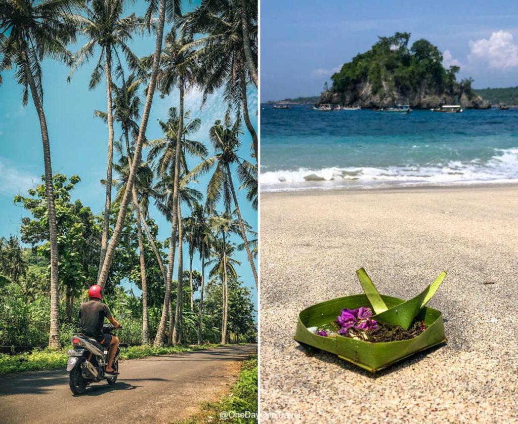 Louer un scooter circuler sur Nusa Penida - Blog voyage OneDayOneTravel