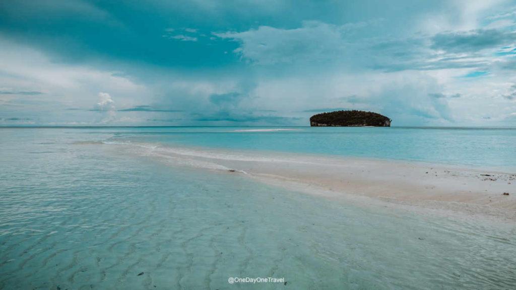 Pasir Timbul Mansuar - Voyage Raja Ampat blog voyage OneDayOneTravel
