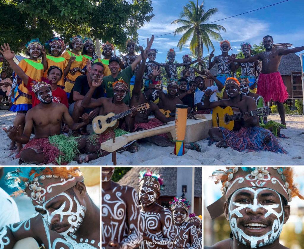 Rencontrer les populations locales à Raja Ampat - Blog voyage OneDayOneTravel