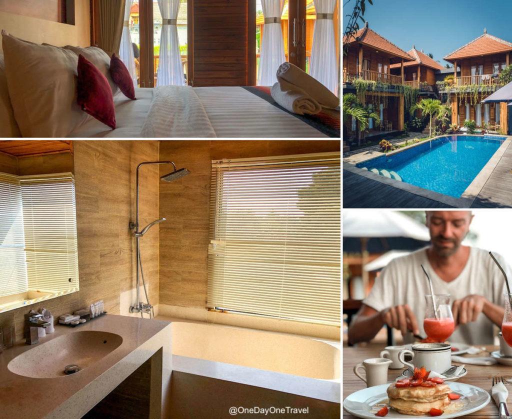 Sunrise Cottage - Conseils pour dormir dans le nord de Nusa Penida
