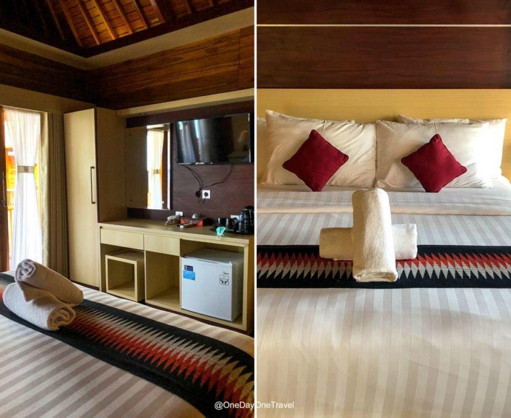 Hôtel Sunrise Cottage - Où dormir à Nusa Penida Indonésie