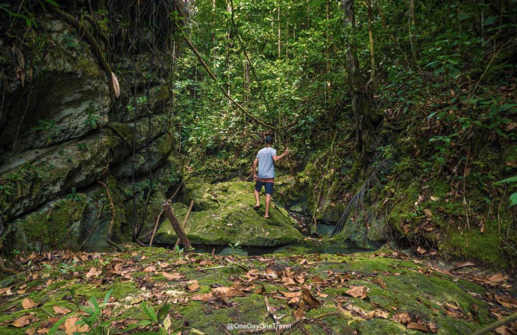 Trek insolite à Raja Ampat - Rivière Ajeli