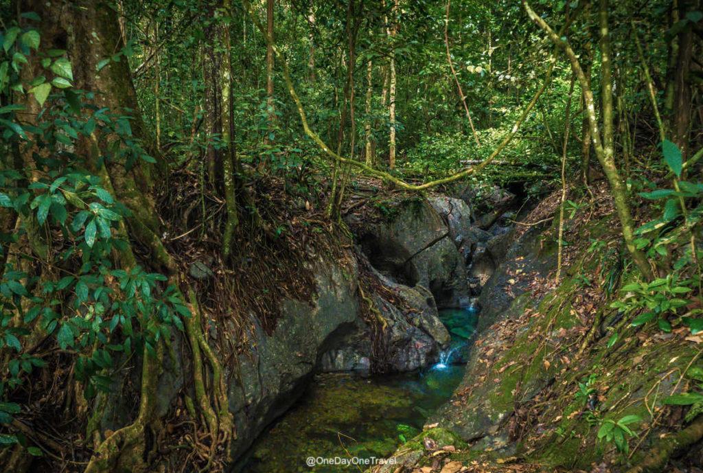 Canyon Waibem - Visiter Raja Ampat autrement