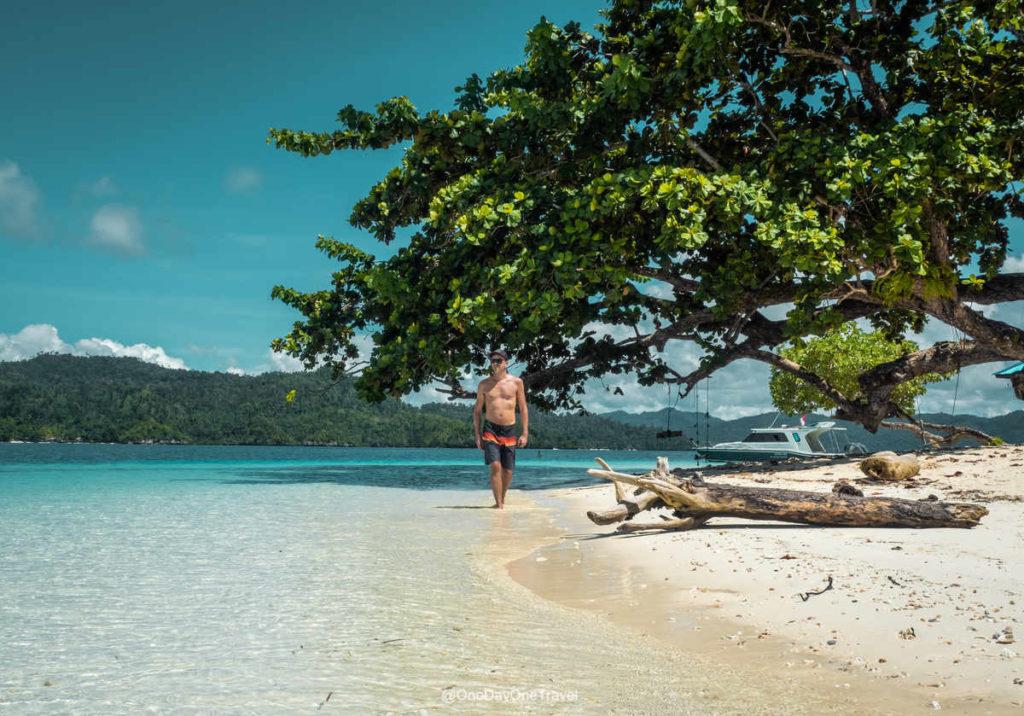 îlot de rêve - Voyage à Raja Ampat avec une agence locale
