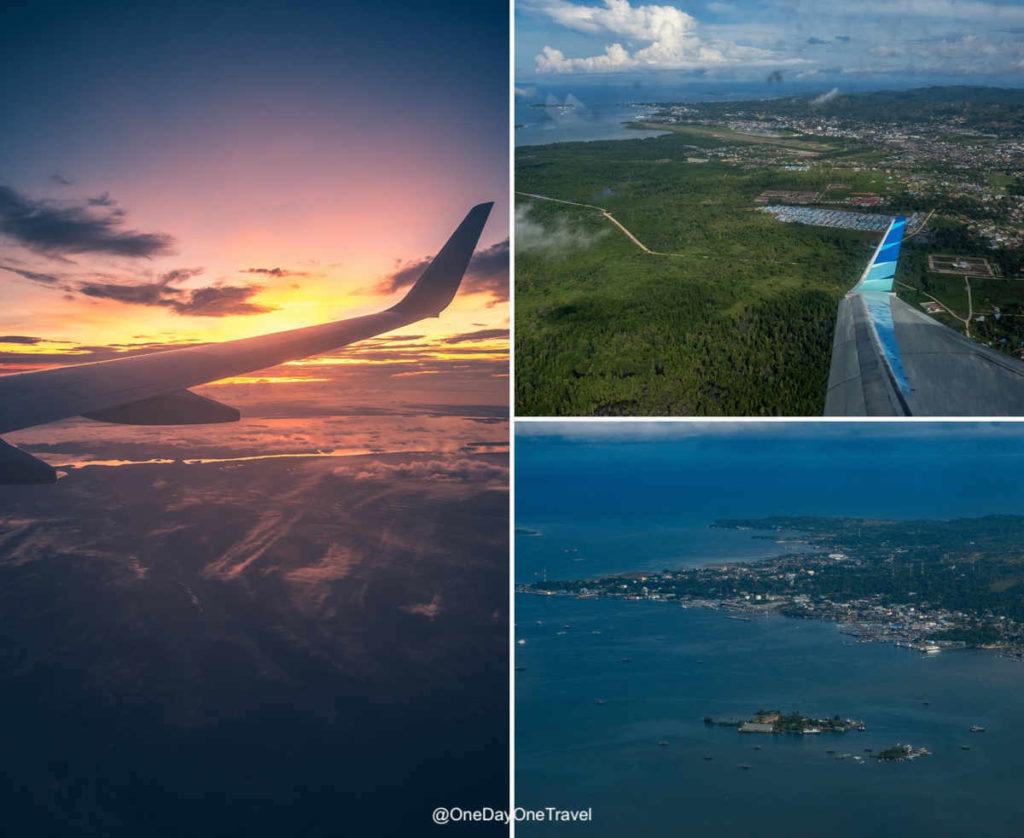 Vol vers Raja Ampat - Conseils avion blog voyage OneDayOneTravel