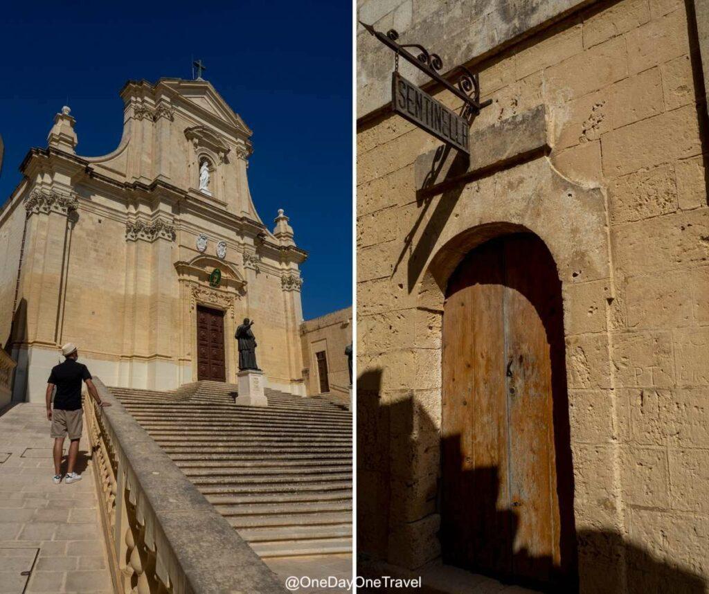 Visiter la citadelle Victoria de Gozo - Comment visiter Malte