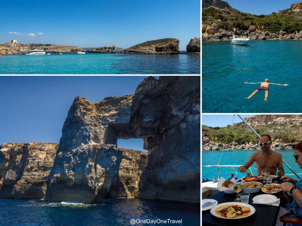 Tour en bateau de Gozo - Idée pour visiter Malte pour la première fois