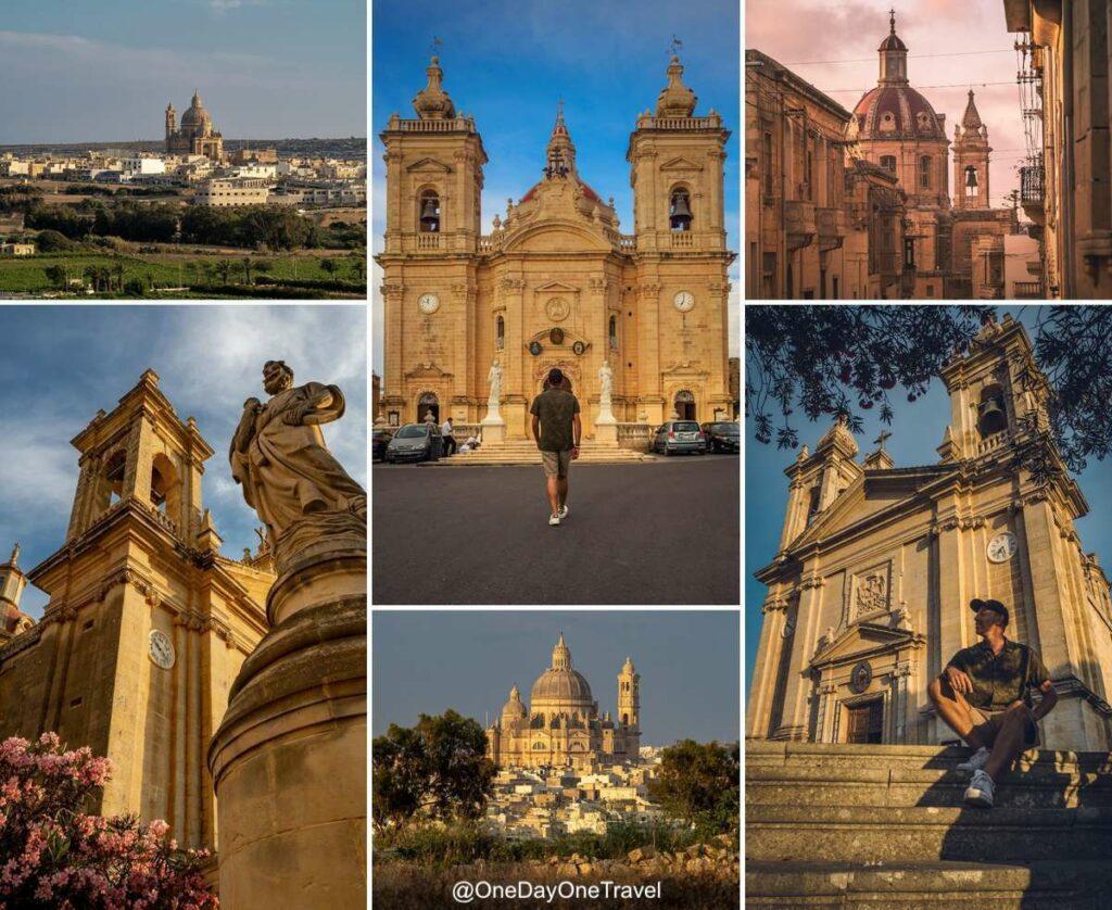 Les églises de Gozo - Visiter Malte