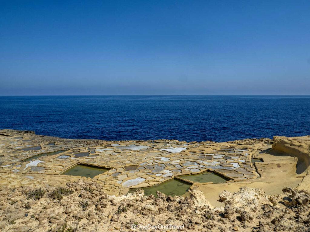 Les salines de Gozo : Site naturel incontournable à Malte