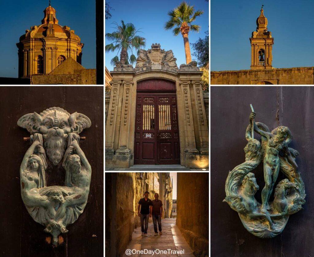 Visiter Malte et la Mdina pour la première fois : Un musée à ciel ouvert côté architecture