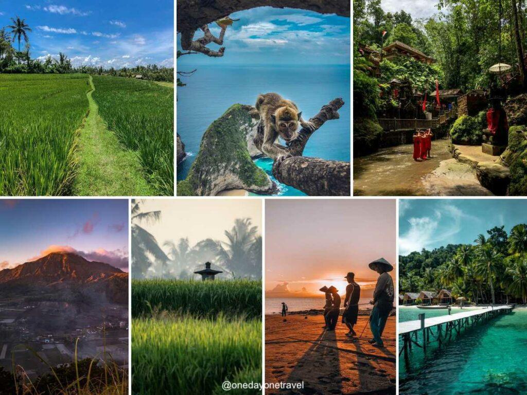 Expatriation à Bali pour l'amour des volcans, rizières, temples et des balinais