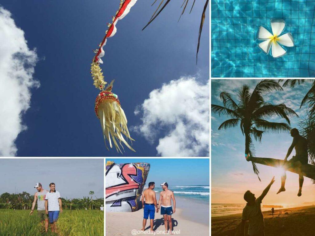 Expatriation à Bali et assurances expatriation - Franck et Richard du blog voyage OneDayOneTravel