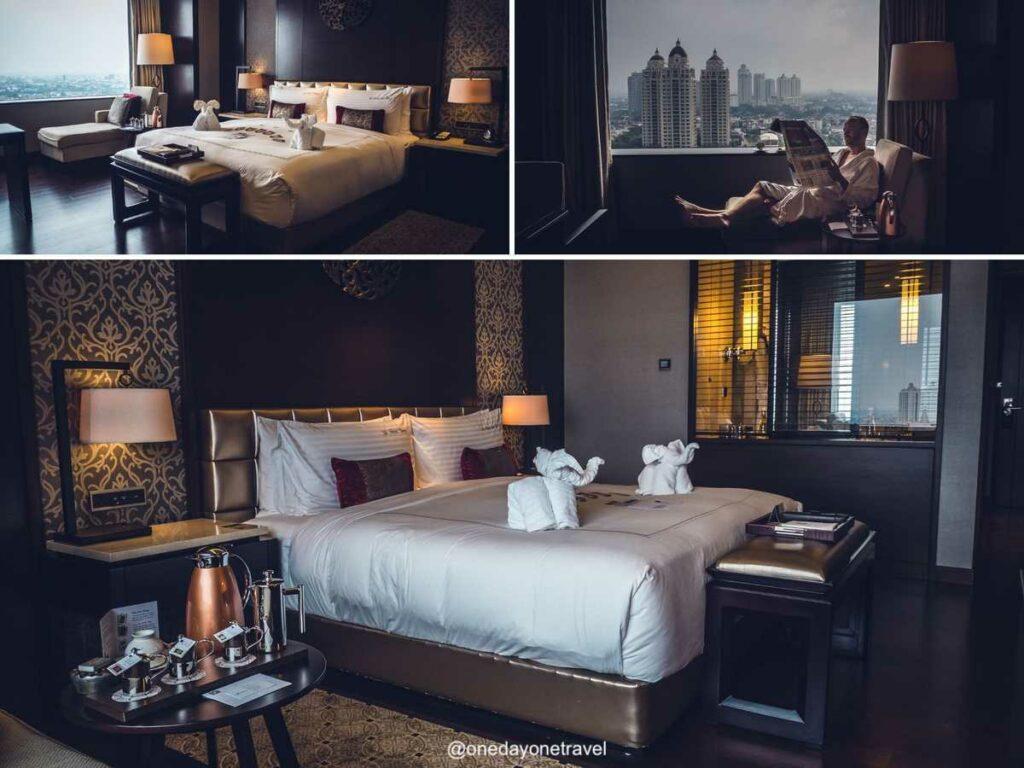 Hôtel Fairmont Jakarta - Quarantaine voyage en Indonésie