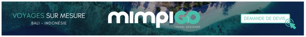 Agence de voyages à Bali et en Indonésie : MimpiGO